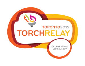 PanAm Torch Relay 2015
