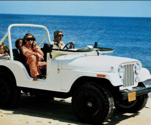 celebrities driving jeep wranglers