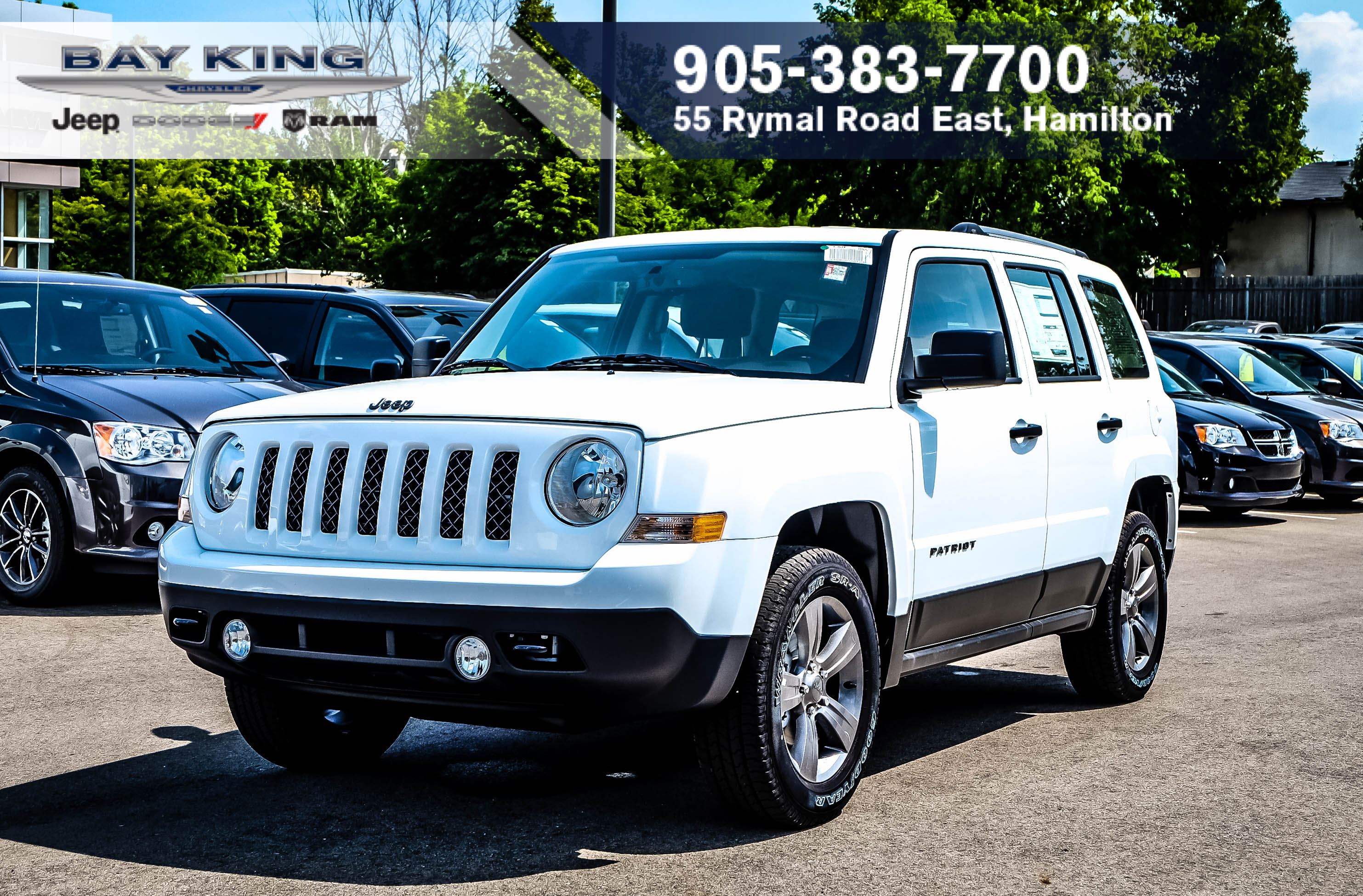 2016 Jeep Patriot Sport Altitude $22,998 +Tax & Lic