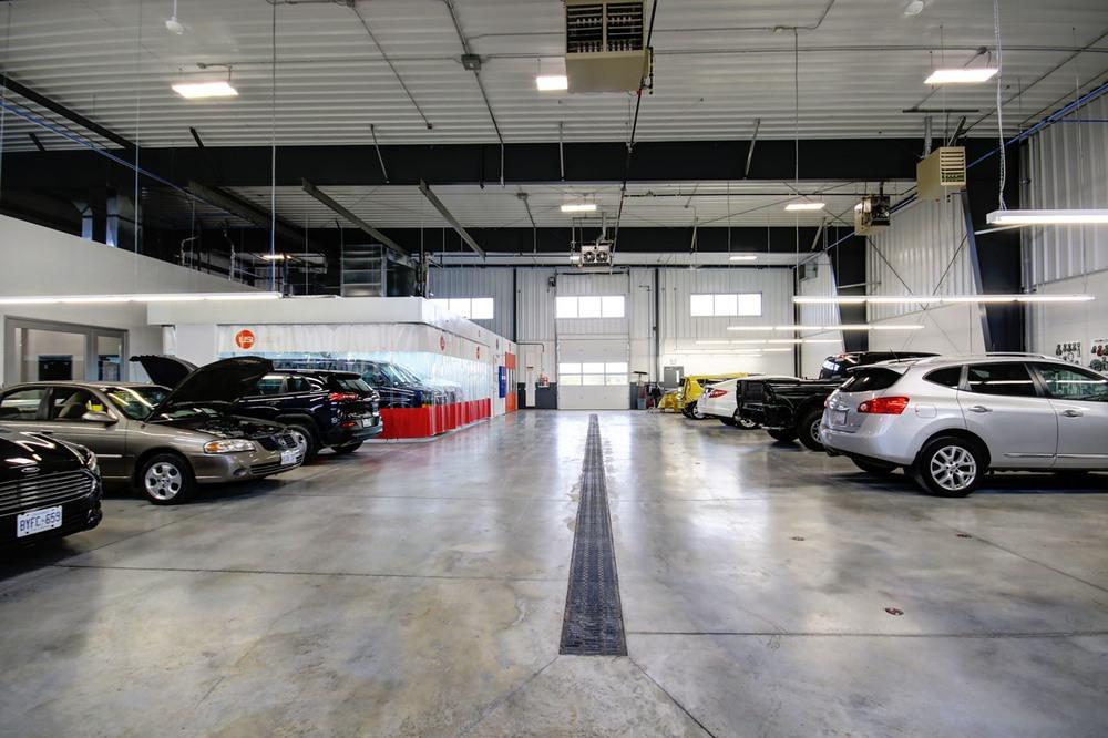 Garage Indoor