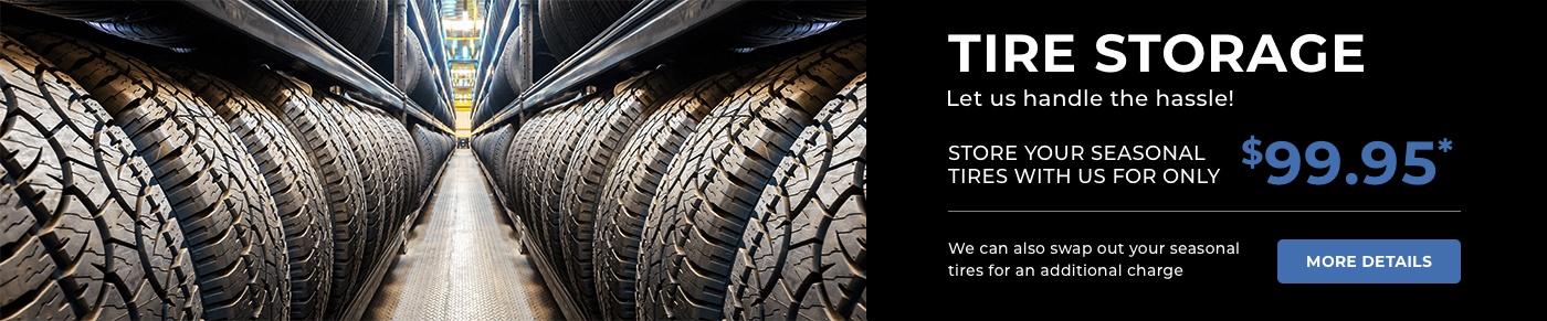 Tire Storage Service